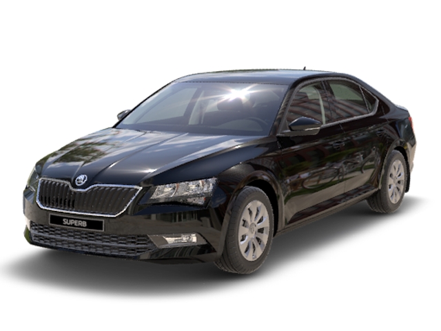 ŠKODA SUPERB Седан 2020